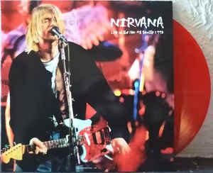 NIRVANA - Live At The Pier 48 Seattle 1993 -COLOURED- (Vinyl LP)