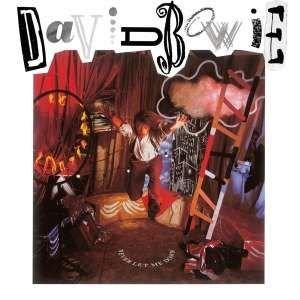 DAVID BOWIE - NEVER LET ME DOWN (Vinyl LP)