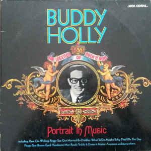 Buddy Holly - Portrait In Music (Vinyl LP)