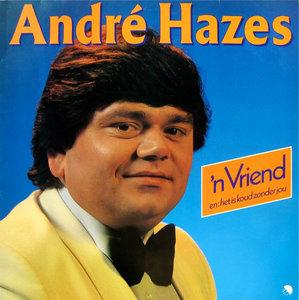 Andre Hazes - N Vriend (Vinyl LP)