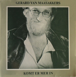Gerard Van Maasakkers - Komt Er Mer In (Vinyl LP)