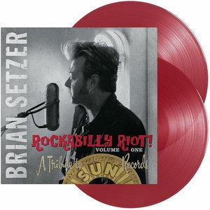 BRIAN SETZER - ROCKABILLY RIOT! VOLUME 1 -A TRIBUTE TO SUN- (Vinyl LP)