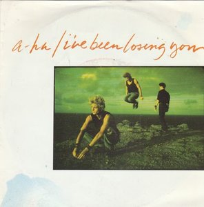 A-ha - I've been losing you + This alone is love (Vinylsingle)
