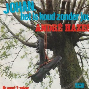 Andre Hazes - Johan, Het Is Koud Zonder Jou + Ik Weet 't Zeker (Vinylsingle)