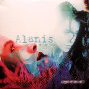 ALANIS MORISSETE - JAGGED LITTLE PILL (Vinyl LP)