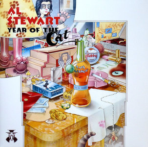 AL STEWART - YEAR OF THE CAT (Vinyl LP)