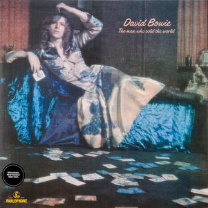DAVID BOWIE - THE MAN WHO SOLD THE WORLD (Vinyl LP)