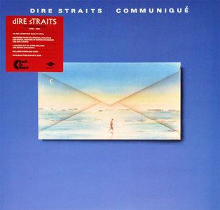 DIRE STRAITS - COMMUNIQUE (Vinyl LP)