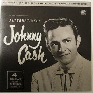 Johnny Cash - Alternativly (EP) (Vinylsingle)