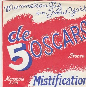5 Oscars - Manneken Pis in New York ++ Mistification (instr.) (Vinylsingle)
