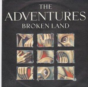 Adventures - Broken land + Don't stand on me (Vinylsingle)