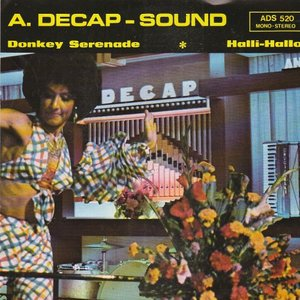 A Decap Sound - Donkey Serenade + De Stelende Ekster (Vinylsingle)