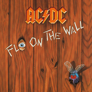 AC/DC - FLY ON THE WALL (Vinyl LP)