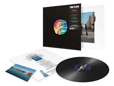 PINK FLOYD - WISH YOU WERE HERE -HQ- (Vinyl LP)