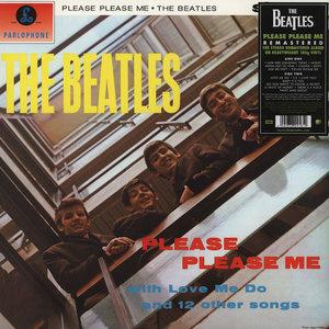 THE BEATLES - PLEASE PLEASE ME (Vinyl LP)
