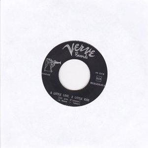 Al Martino - A Little Love A Little Kiss + When Day Is Done (Vinylsingle)