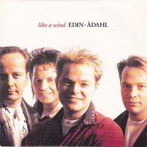Aduhl Eda - Like a wind + (instr.) (Vinylsingle)