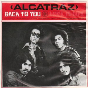 Alcatraz - Love Is Life + Back To You (Vinylsingle)
