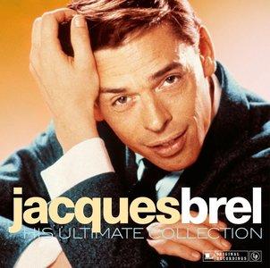 JACQUES BREL - HIS ULTIMATE COLLECTION (Vinyl LP)