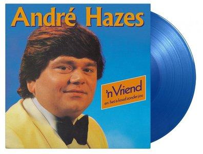 ANDRE HAZES - N VRIEND -COLOURED- (Vinyl LP)
