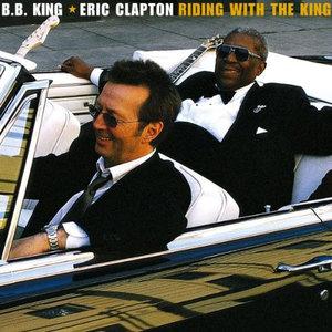 B.B. KING & ERIC CLAPTON - RIDING WITH THE KING (Vinyl LP)