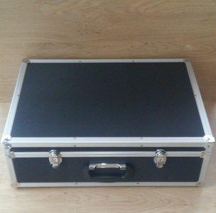 CD Koffer met afneembaar deksel (144 CD) - per stuk