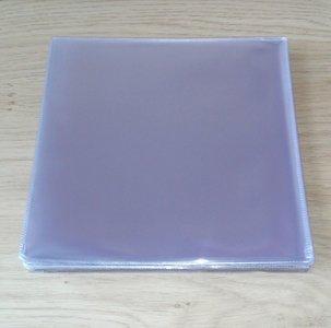 """Hard Plastic PVC Beschermhoezen voor vinylsingles (7"""") - per 50 stuks"""