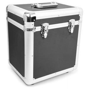 LP Flightcase voor 100 platen (zwart) - per stuk