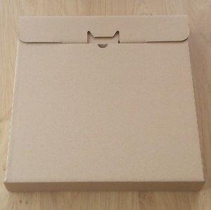 """Verzendkarton voor 12"""" LP's (6 tot 10 LP's) - per 10 stuks"""