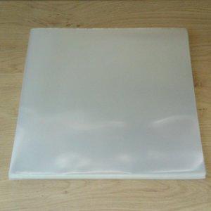 Zacht Plastic Beschermhoezen voor LP's, extra helder, dikte 100 my - per 50 stuks