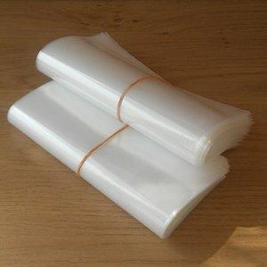 """Zacht Plastic Beschermhoezen voor vinylsingles (7"""") - per 100 stuks"""