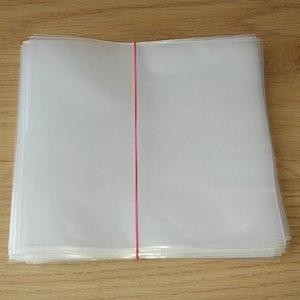 Zacht Plastic CD hoezen - per 50 stuks