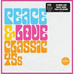 Various - Peace & Love Classic 45's (Vinylsingle)