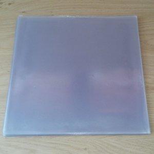 """Hard Plastic PVC Beschermhoezen voor 10"""" (78 Toeren) - per 25 stuks"""