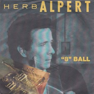 "Herb Alpert - ""8"" Ball + Lady Love (Vinylsingle)"