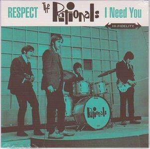 Rationals - Respect + I need you (Vinylsingle)