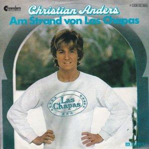 Christian Anders - Am strand von Las Chapas + Las Chapas (Vinylsingle)