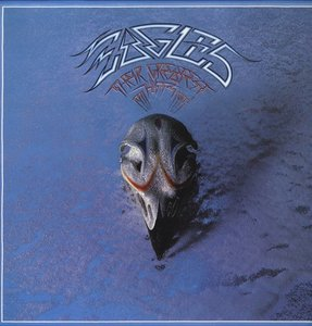 EAGLES - THEIR GREATEST HITS (Vinyl LP)