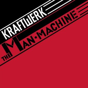 KRAFTWERK - THE MAN MACHINE (Vinyl LP)