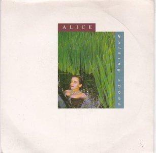 Alice - Walking Shoes + Cover Me (Vinylsingle)