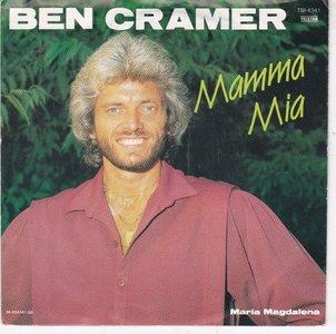 Ben Cramer - Mamma Mia + Maria Magdalena (Wie Der Teufel Es Will) (Vinylsingle)