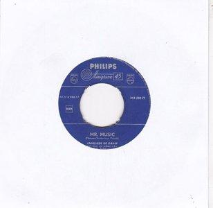 Annelies de Graaf - Mr. Music + Sing ! Sing ! Sing ! (Vinylsingle)