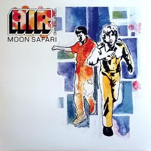 AIR - MOON SAFARI (Vinyl LP)