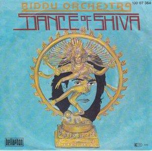 Biddu Orchestra - Dance Of Shiva + Tea & Sympathy (Vinylsingle)