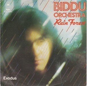 Biddu Orchestra - Rain Forest + Exodus (Vinylsingle)