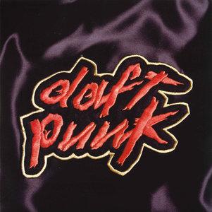 DAFT PUNK - HOMEWORK (Vinyl LP)