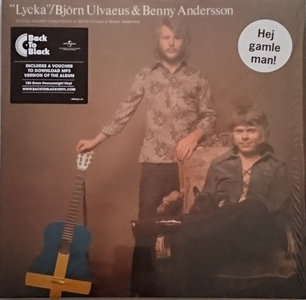 BJORN & BENNY - LYCKA (Vinyl LP)
