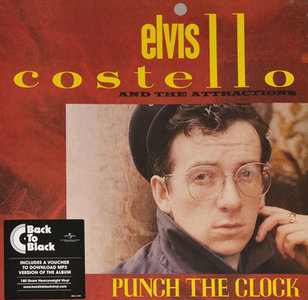 ELVIS COSTELLO - PUNCH THE CLOCK (Vinyl LP)