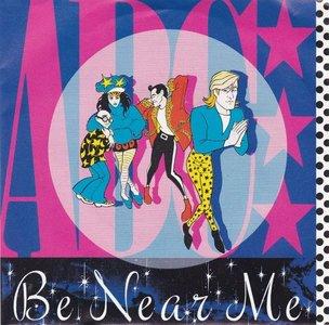 ABC - Be near me + A to Z (Vinylsingle)