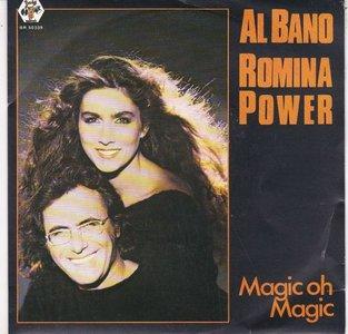 Al Bano & Romina Power - Magic oh magic + It's forever (Vinylsingle)